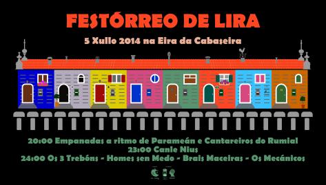 cartel festorreo 2014